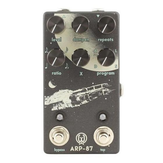 Walrus Arp-87 Multi-Function Delay Guitar Effect Pedal front