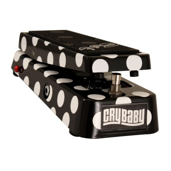 JIM DUNLOP Crybaby Buddy Guy Signature Wah BG-95
