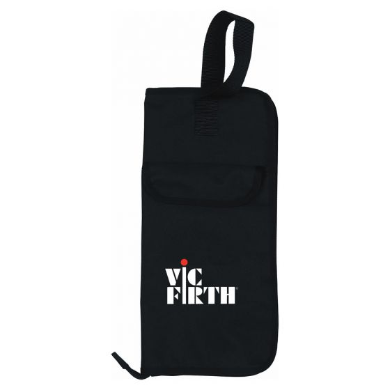 VIC FIRTH Standard Stick Bag (Holds 12 Pairs + Accessories)