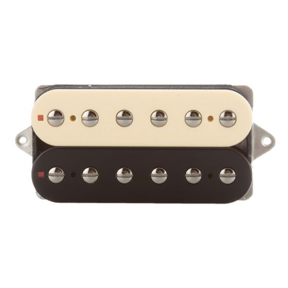 SUHR DSH Humbucking Bridge Pickup Zebra (Fender-Style 53mm Spacing)