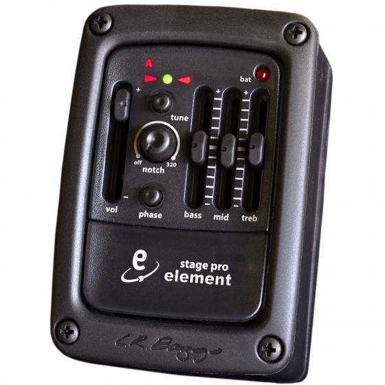 L.R. Baggs Stage Pro Element Guitar Pickup System