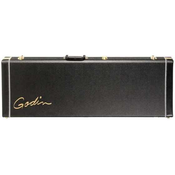 Godin VFFX Hard Case, Fits Icon, xtSA, LGX-SA, LGXT, Summit CT