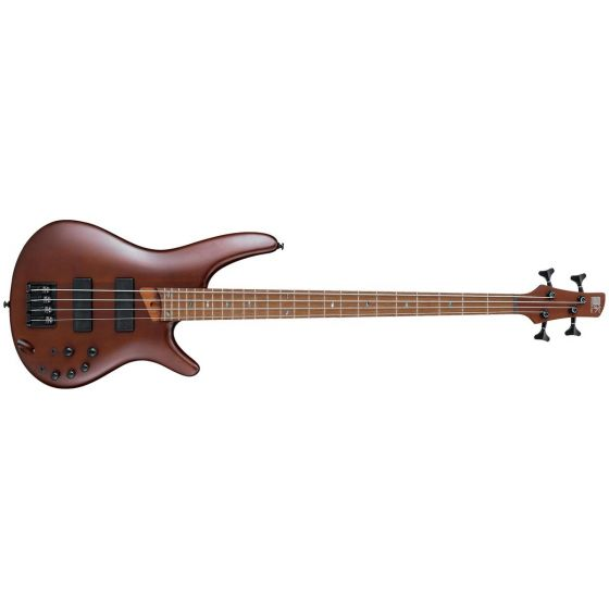 Ibanez SR Standard 4-String Electric Bass - Brown Mahogany