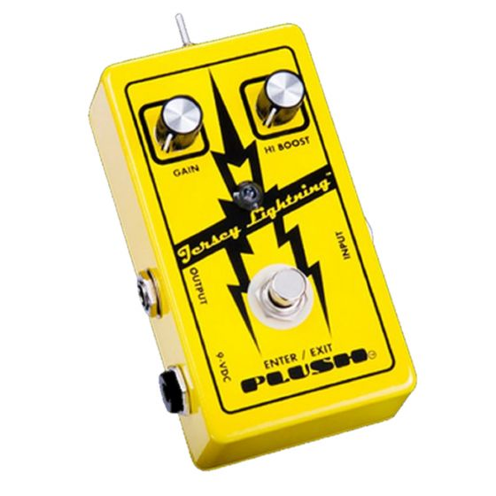 FUCHS Jersey Lightning Boost Guitar Effect Pedal