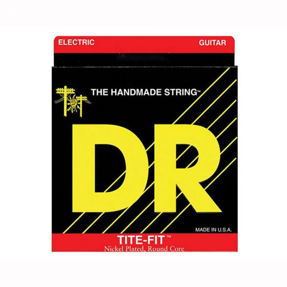 DR Strings TITE-FIT Nickel Plated Electric Guitar Strings 9-42