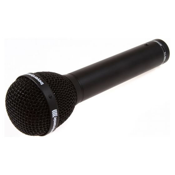 BEYER DYNAMIC M 88 TG Microphone for Vocals, Drums, and Studio Work.