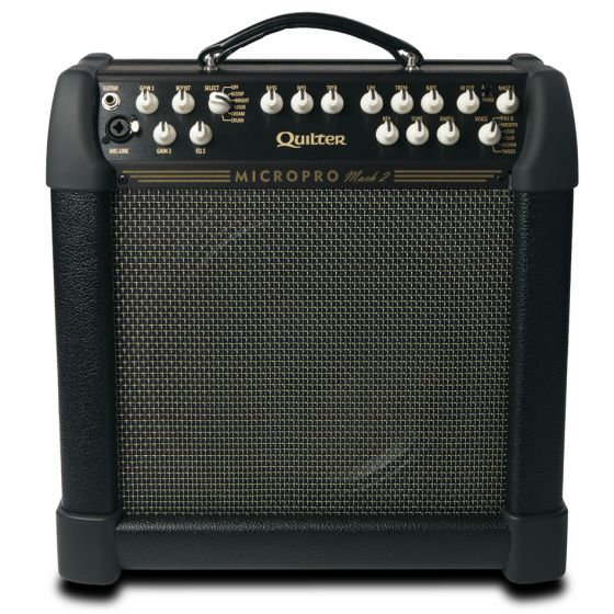 QUILTER LABS MicroPro Mach 2 - 12 Inch Combo Guitar Amp front facing