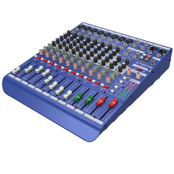 Midas DM12 12 Channel Analog Live/Studio Mixer
