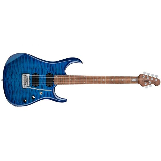 Sterling by Music Man John Petrucci JP150-NBL Neptune Blue, Gig Bag Included