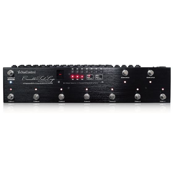 ONE CONTROL Crocodile Tail Loop 10 Loop Programable switcher top view