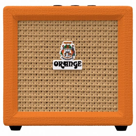 Orange Crush Mini 3 Watt Re-Designed Combo Amp w/Tuner