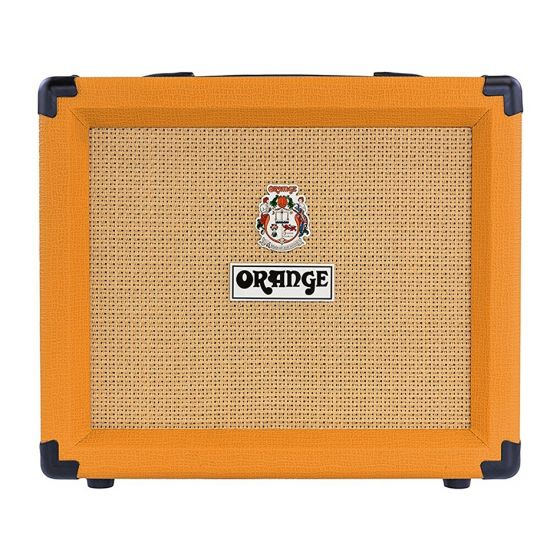 Orange Crush 20 Watt Guitar Amp, Orange