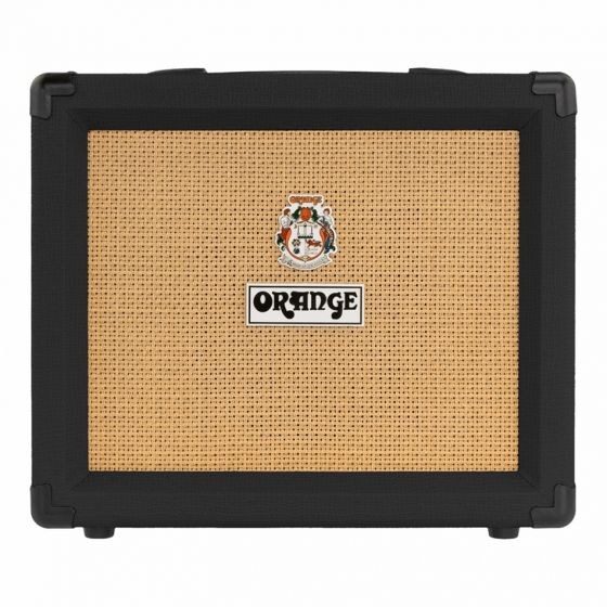 Orange Crush 20 Watt Guitar Amps, Black