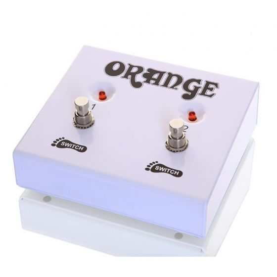 Orange Dual Function Footswitch