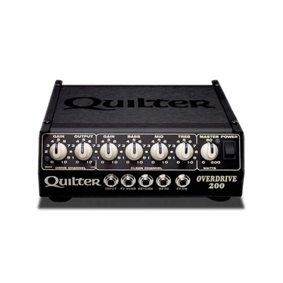 Quilter Labs Overdrive200 4 Channel Amp Head