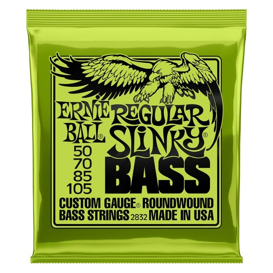 Ernie Ball Regular Slinky Bass Nickel Wound Strings