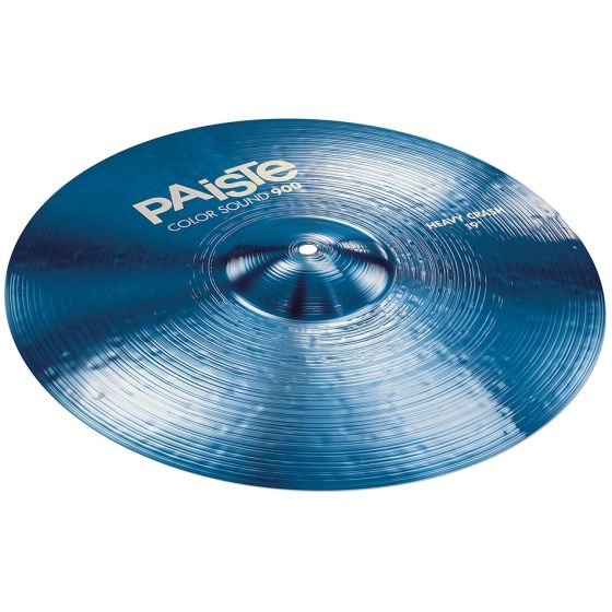 Paiste Color Sound 900 Blue Heavy Crash 19""
