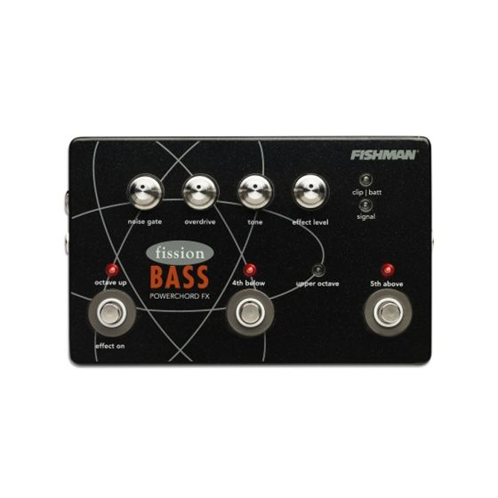 Fishman Fission Bass Pedal front