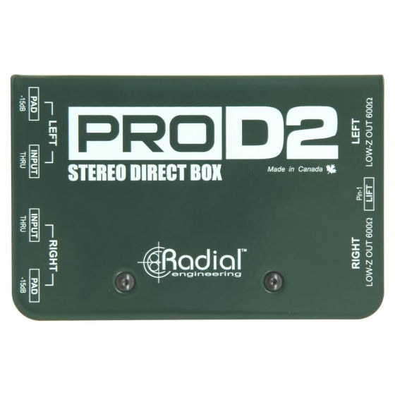 RADIAL Pro D2 top