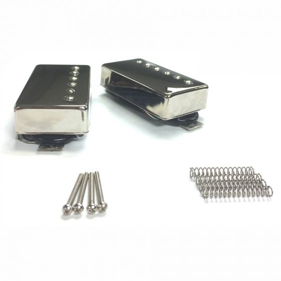 Lindy Fralin Pure PAF Set (Nickel Covers)