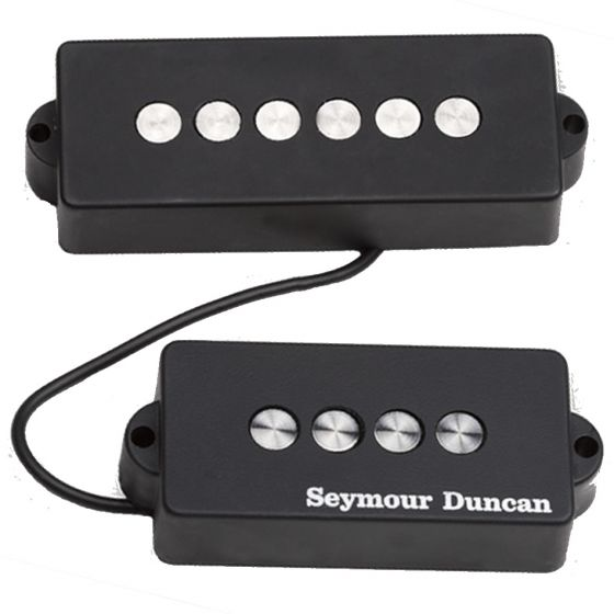 SEYMOUR DUNCAN Quarter Pound P-Bass 5 String Pickup