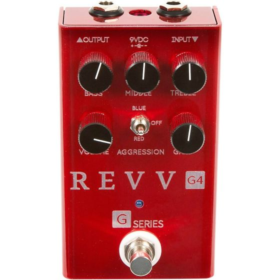 Revv Amplification G4 Distortion Effects Pedal