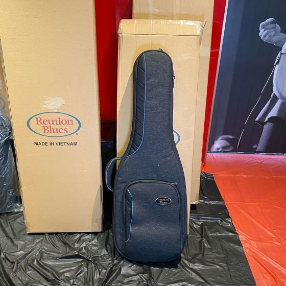 Reunion Blues Continental Voyager Electric Guitar Case (OPEN BOX)