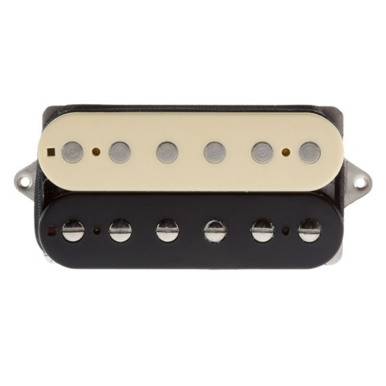SUHR SSV+ Humbucking Bridge Pickup Zebra (Fender-Style 53mm Size)