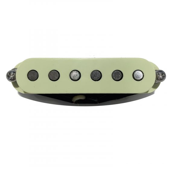 Suhr (04-MLS-0005) Michael Landau Standard 60's-style single coil guitar pickup, Middle, Aged Green cover