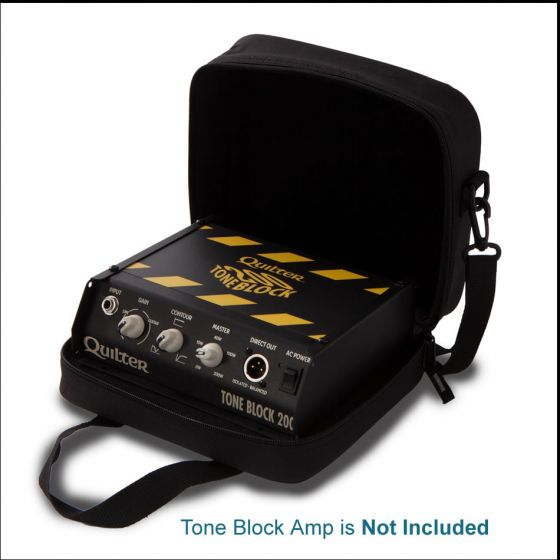 QUILTER LABS Deluxe Case for Tone Block Pro Block 200 Mini 101 Amplifier Heads