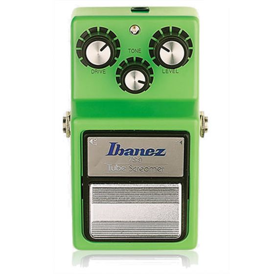 IBANEZ Tube Screamer Overdrive Guitar Effect Pedal