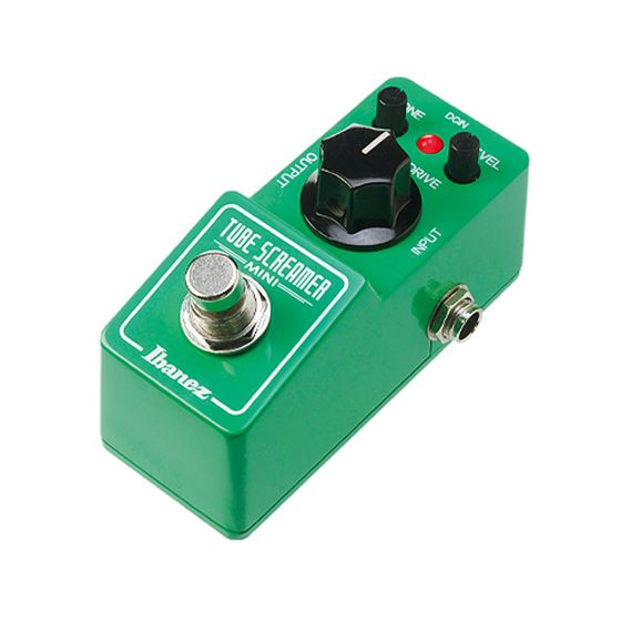 IBANEZ TS Tube Screamer Mini Overdrive Guitar Effect Pedal