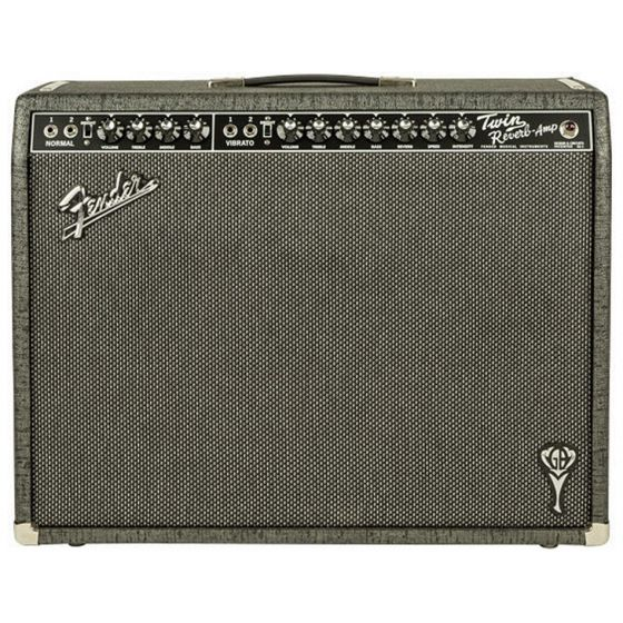 GB Twin Reverb Front View