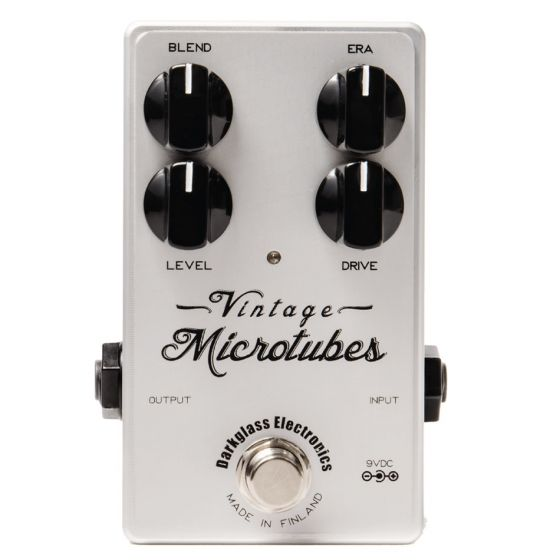 DARKGLASS Vintage Microtubes Overdrive Bass Pedal