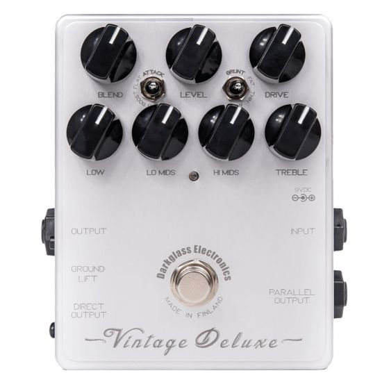 DARKGLASS Vintage Deluxe Overdrive Bass Pedal