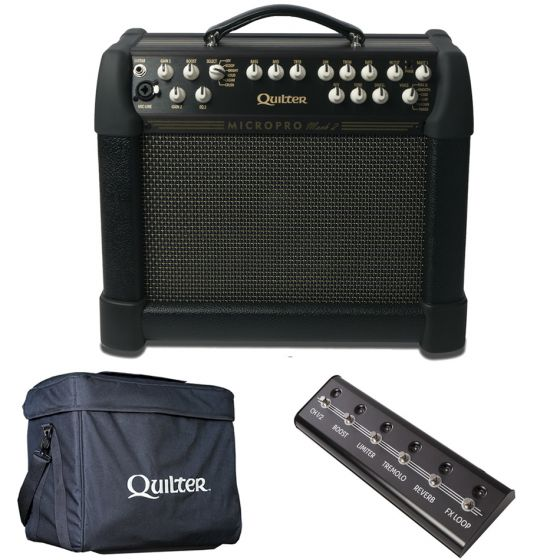 QUILTER LABS MicroPro Mach 2 - 8 Inch Combo Guitar Amp