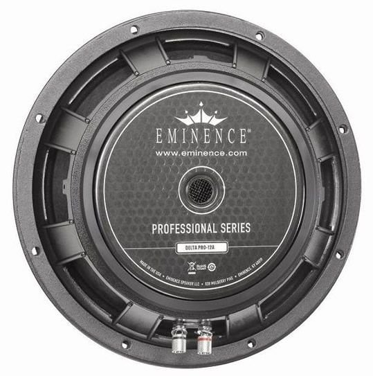"""Eminence Delta Pro 12A 12"""" 8 ohm 400w RMS Replacement Guitar Amp Speaker rear back"""