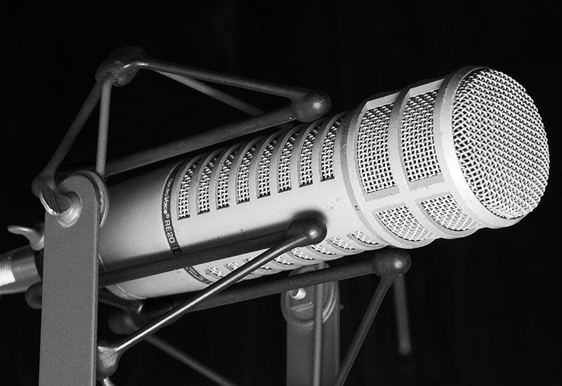 Electro-Voice RE-20 Dynamic Cardioid Mic Review