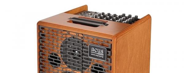 Acus Sound Oneforstrings 8 Combo Amplifier Review