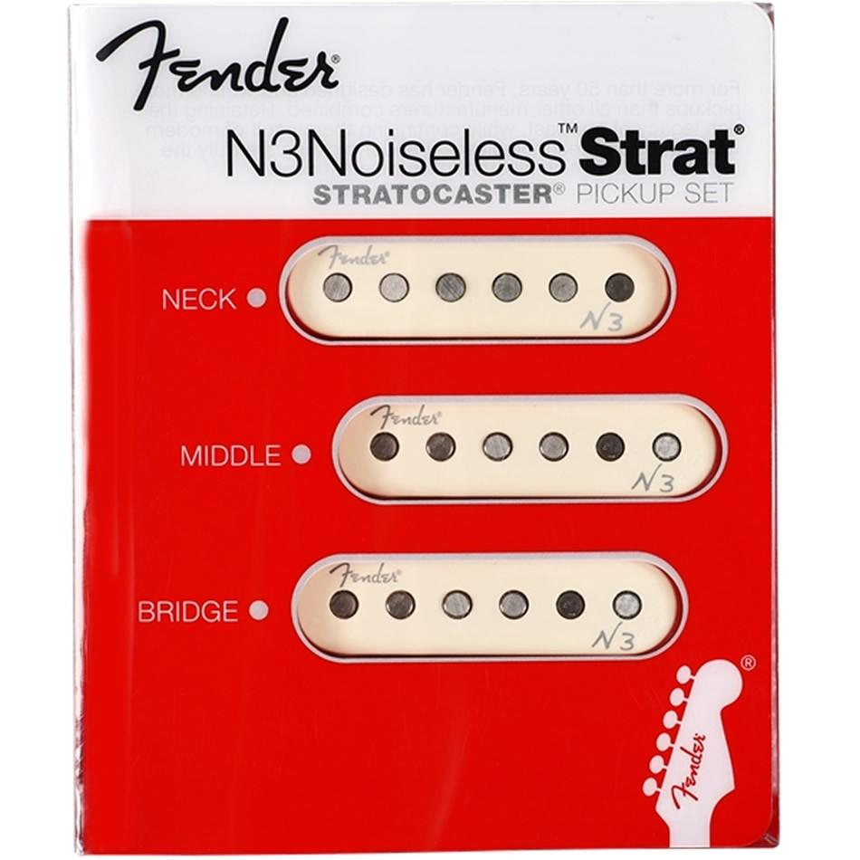 What Are Noiseless Electric Guitar Pickups?