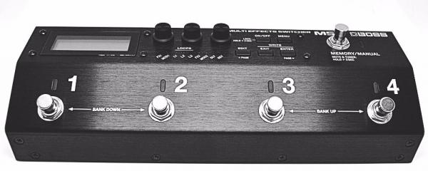 Boss MS-3 Pedal Switcher Review