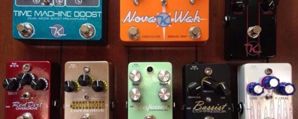 Boutique Guitar Effects Pedal Makers You Need To Check Out