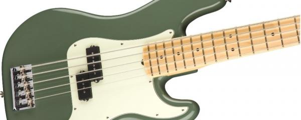 Great Fender Precision Bass Pickups