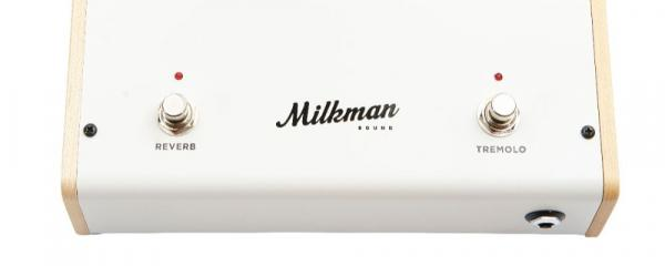 """New Gear: """"The Amp"""" Preamp Pedal by Milkman Sound"""