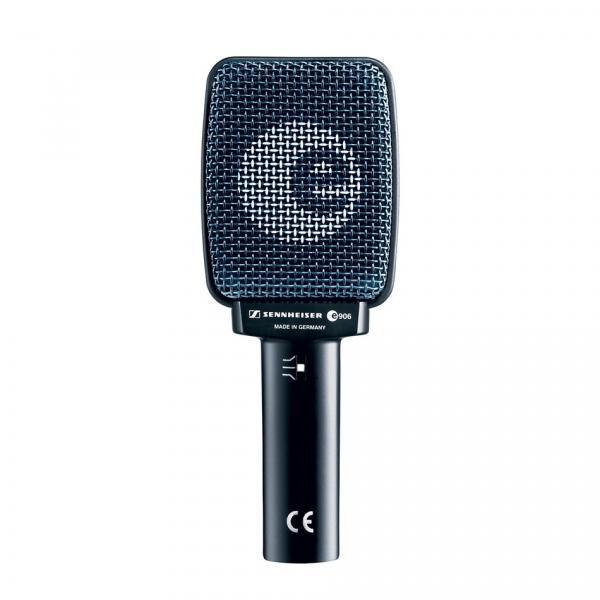 Sennheiser e906 Dynamic Instrument Microphone Review
