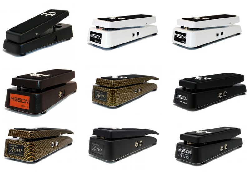 Brand Spotlight: Mission Engineering Effects Pedals