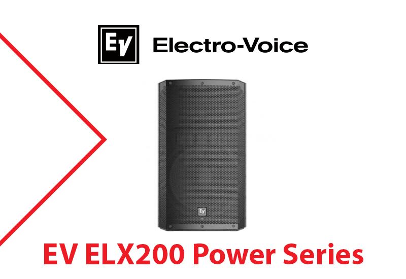 Brand Spotlight: EV ELX200 Power Series