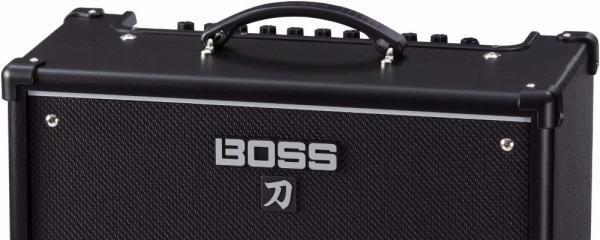 Brand Spotlight: Boss Katana Guitar Amplifiers